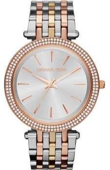 Armbanduhr Darci MK3203 Damenuhr Silber