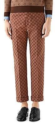 Gucci Men's GG Canvas Pants