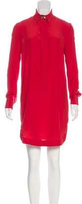 Givenchy Silk Shirt Dress
