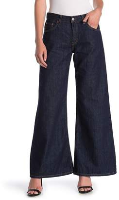 Levi's Massive Wide Leg Denim Jeans
