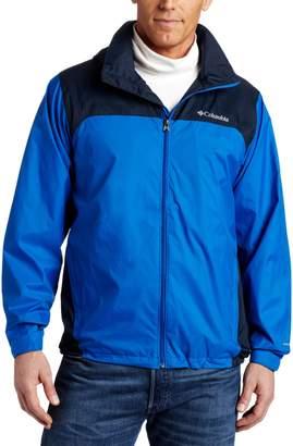 Columbia Men's Big & Tall Glennaker Lake Packable Rain Jacket,Blue Jay Navy