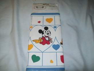 Disney Mickey Mouse Decorative Wall Border - 12.8 sq ft