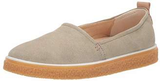 Ecco Women's Women's Crepetray Slip on Loafer Flat
