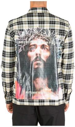 Long Sleeve Shirt Dress Shirt Jesus