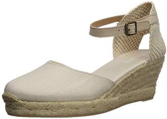 ca31d997a539 Soludos Women s Closed-Toe midwedge (70mm) Espadrille Wedge Sandal