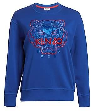 Kenzo Women's Bi-Color Tiger Sweatshirt
