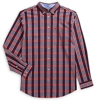 Tommy Hilfiger Nash Plaid Shirt