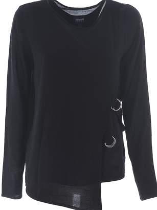 Armani Jeans Side Strap Sweater