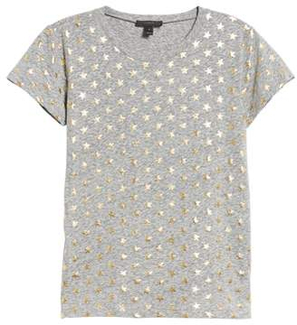 J.Crew Golden Stars T-Shirt