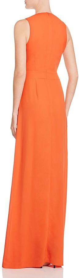 AQ/AQ Hayes Plunge Maxi Dress 2