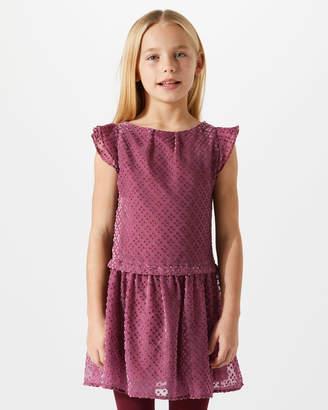 Jigsaw Velvet Spot Party Dress