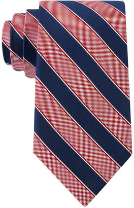 Club Room Men's Sail Stripe Classic Tie, Only at Macy's $52.50 thestylecure.com