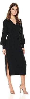 Vince Women's Side Slit Dress