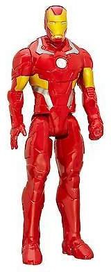 Marvel Iron Man 3 Titan Hero Series Avengers Initiative Classic Series Iron M...