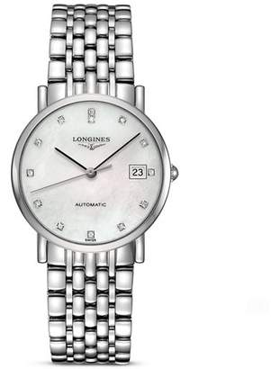 Longines Elegant Watch, 34.5mm