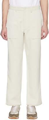 Nanamica Twill dock pants