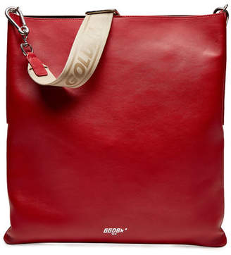 Golden Goose The Carry Over Hobo Leather Tote