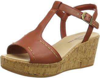 Hush Puppies Women's Blakely Durante Platform Sandal