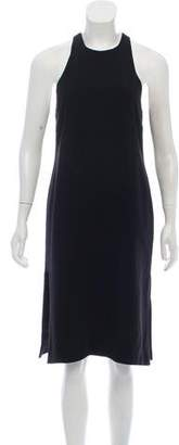 Elizabeth and James Sleeveless Midi Dress