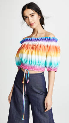 Co A Mere Striped Top