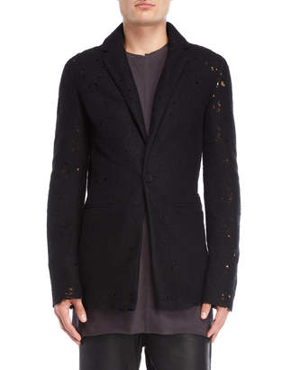 Forcerepublik Bounce Distressed Jacket