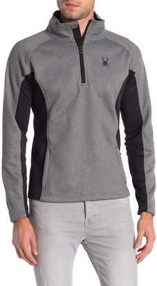 Spyder Outbound Quarter Zip Pullover Sweater