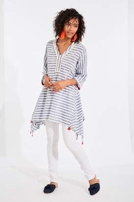 Roberta Roller Rabbit Ladies Grey Tunic