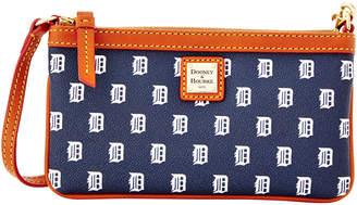 Dooney & Bourke Detroit Tigers Large Slim Wristlet