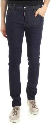 DSQUARED2 Dark Wash Cool Guy Jeans