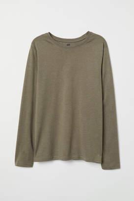 H&M Jersey Shirt - Green