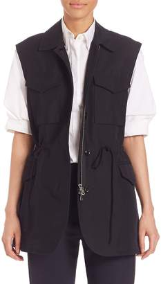 3.1 Phillip Lim Women's Multi-Pocket Utility Vest