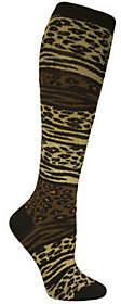 Ozone Design Set of 2 Zepard Socks