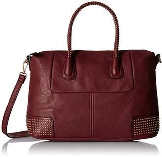 MG Collection Studded Tote Bag