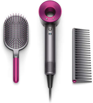 Dyson Supersonic&153 Hair Dryer &150 Special Edition Gift Set w/ Paddle Brush & Comb
