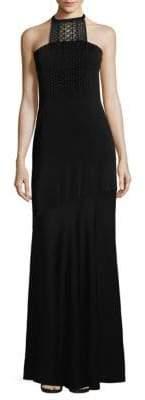 Shoshanna Essex Satin Gown