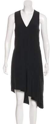 Tibi Sleeveless Midi Dress