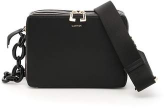 Lanvin Small Toffee Camera Bag