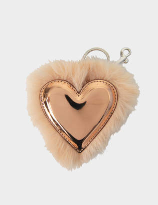 Stella McCartney Keychain Heart
