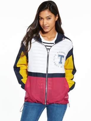 Tommy Jeans TJW Colour Block Jacket