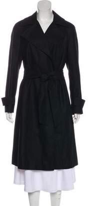 Akris Long Cashmere Coat