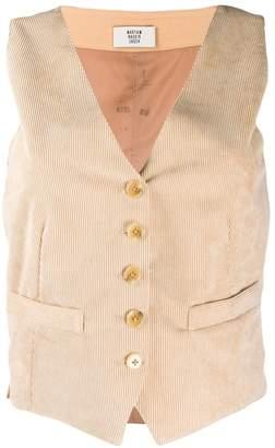 Maryam Nassir Zadeh Harbor sleeveless waistcoat