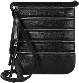 Kara Multi Zip Crossbody Bag