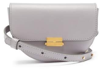 Wandler - Anna Leather Belt Bag - Womens - Grey