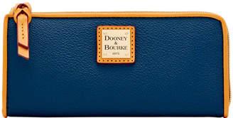 Dooney & Bourke Eva Braid Zip Clutch