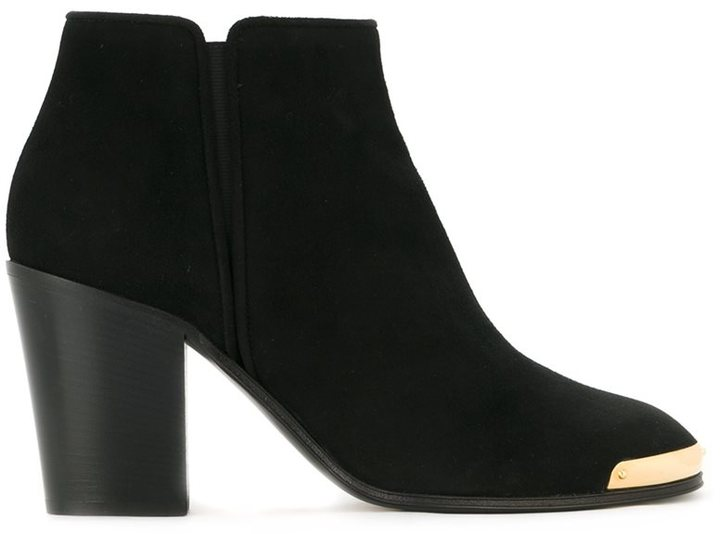 Giuseppe Zanotti Design almond toe ankle boots