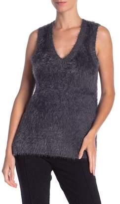 BB Dakota Damon Eyelash Knit Vest