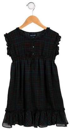 Ralph Lauren Girls' Plaid Dress