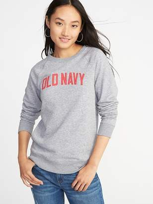 3d0c668c8f3 Old Navy Relaxed Logo-Graphic Vintage Sweatshirt for Women