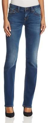 True Religion Billie Straight Jeans in Tried 'n' True Blue