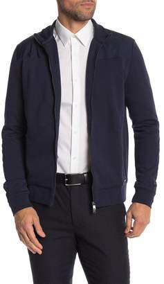 BOSS Shepherd Contrast Yoke Jacket